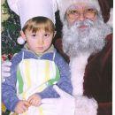 Kuvar i Deda Mraz