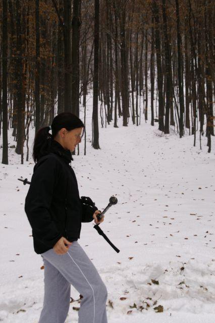 Prvi sneg Zima 09/10 - foto