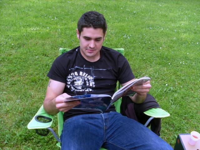 Piknik doma pet - maj 2008 - foto