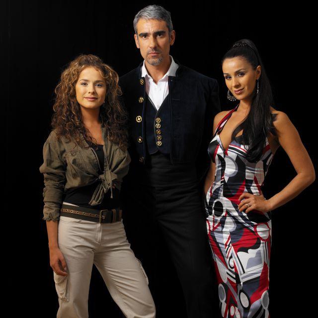 Diana, Alejandro, Deborah