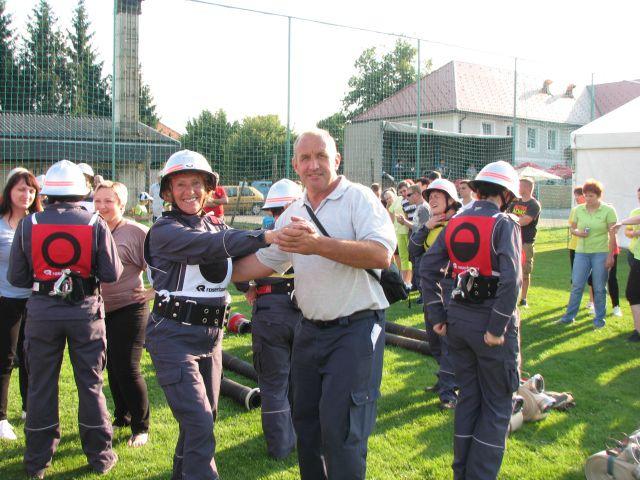 7.Posvet in srečanje gasilskih članic Pomurja - foto