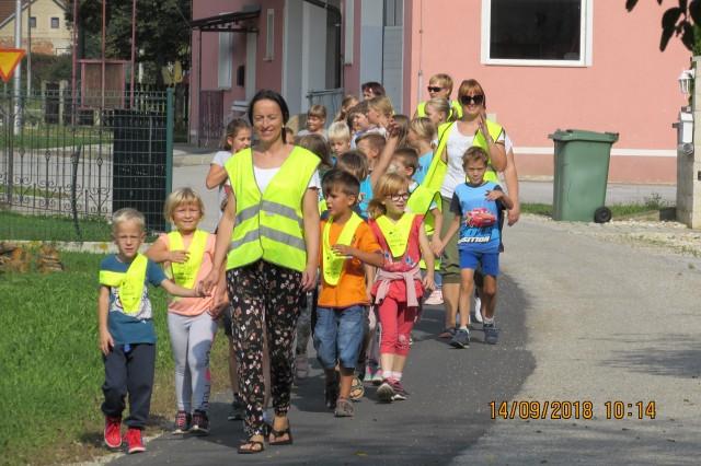KožÜhaje 2018 - vrtec šola Cven - foto