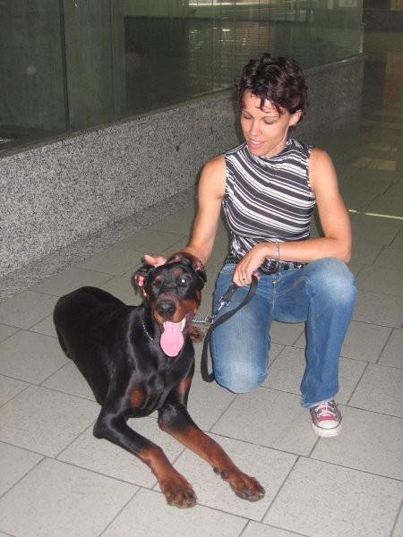 Prince s Katjušo - foto