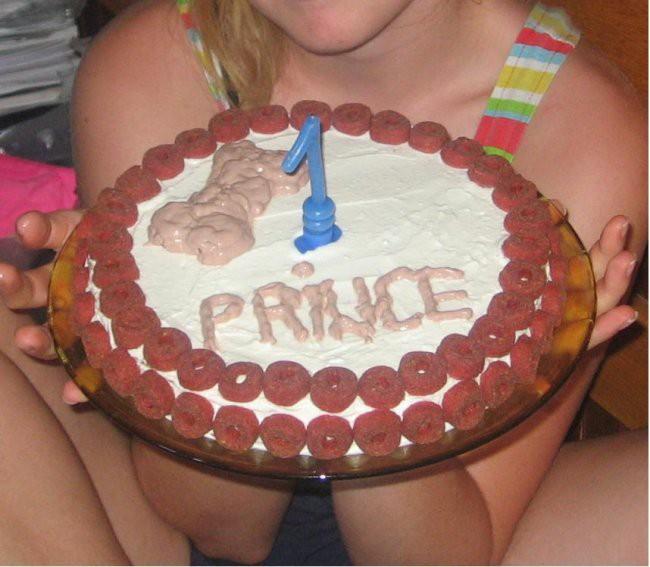 Takšna pa je bila moja torta!