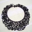 steklene perle na žici-Nadja