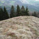 Kriška gora 17.4.2008