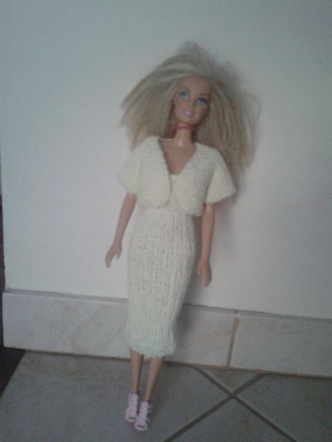 Pletenje za Barbike - foto