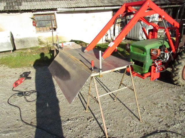 Prednji traktorski utovarivači 22148579
