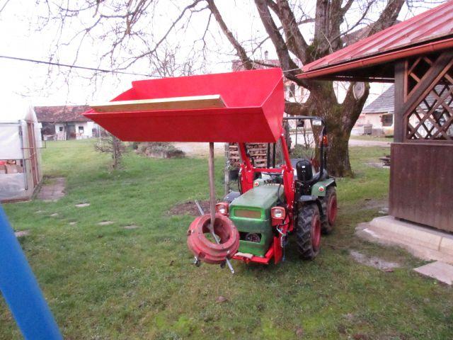 Prednji traktorski utovarivači 22148588