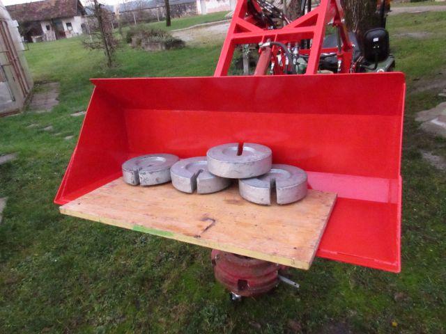 Prednji traktorski utovarivači 22148590