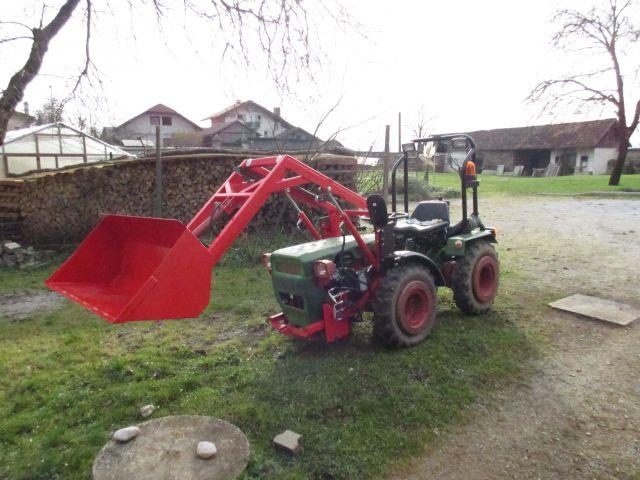 Prednji traktorski utovarivači 22148591