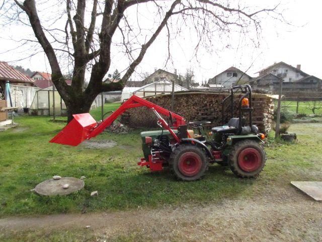 Prednji traktorski utovarivači 22148592