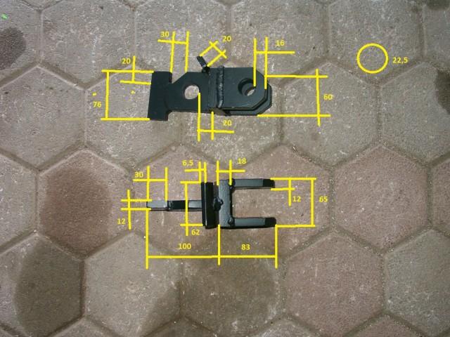 Tomo Vinkovič 3-točkovni priklop - foto