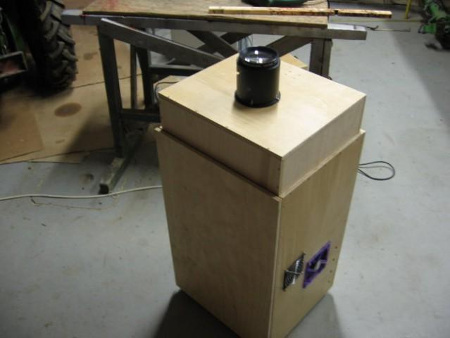 Projektor - foto