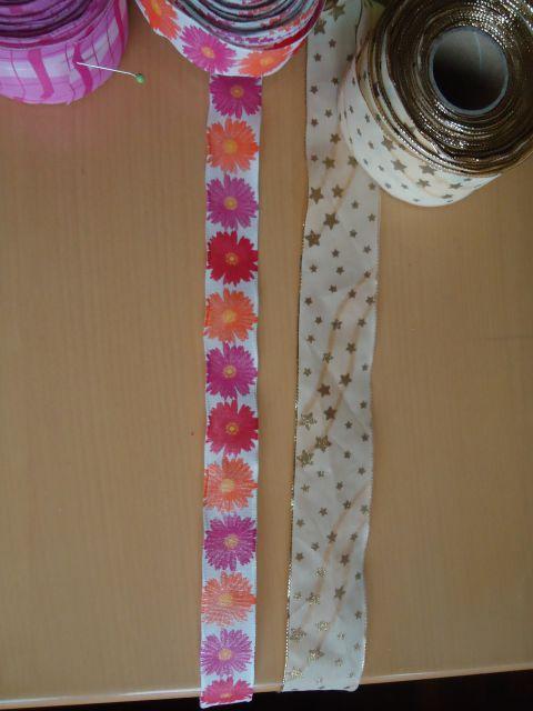 Trak za dekoracijo, 0,3 evr/meter