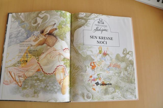 Otroške knjige, knjigice za otroke - foto