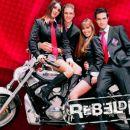 Naj para 2008....Miguel y Mia, Roberta y Diego