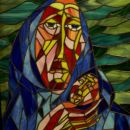 marija jezus izdelava vitraža http://miranart.blog.siol.net/