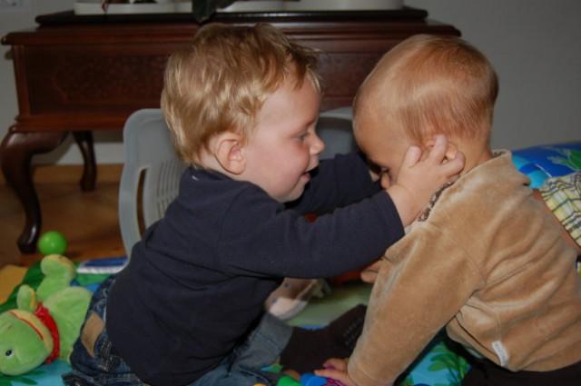Ožbej 8. mesec - foto