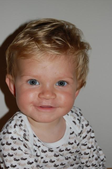 Ožbej 10. mesec - foto