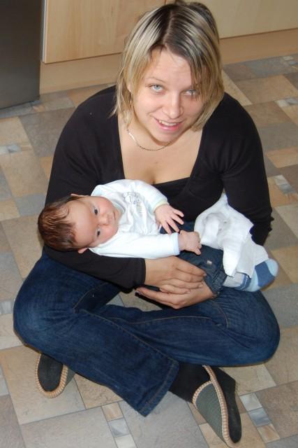 Moj novi prijatelj Leon, rojen 5. novembra 2007.