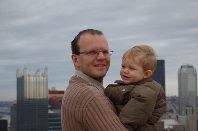 Ožbej 11. mesec - foto