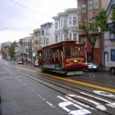 San Francisco, znameniti Cable Car