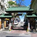 San Francisco, China town