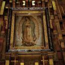 mehiška narodna zavetnica črna Marija iz Guadelupe