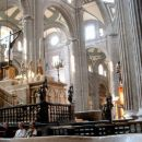 Ciudad de Mexico (Mexico City), katedrala - največja cerkev v Amerikah