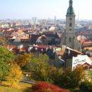 razgled na Bratislavo