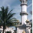 otok Penang - Malezija na Božič