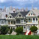 Viktorijanske hiške v San Franciscu