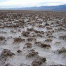 Dolina smrti, hudičevo igrišče za golf