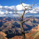 sončni zahod v Grand Canyon-u
