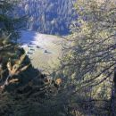 mrzlo jutro na planini Blato