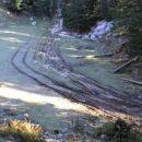 pot na Krstenico - Triglavski narodni park