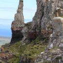 nenavadne oblike vulkanskih kamenin