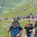 sobotna božja pot: na Ben Nevis, najvišji vrh britanskega otočja