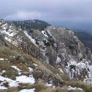 pečine pod Malo planino - od zgoraj