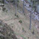 stezica v dolino