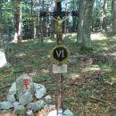 križev pot na poti proti sv. petru
