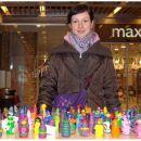 Stekleničke upanja, pasaža Maximarketa-26.1.-31.1.2009