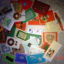 16.12.2006 zbrane čestitke od Otočank za Varno hišo