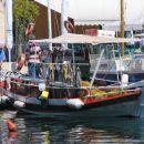Značilni ribiški čoln v Gaiosu - Paxos