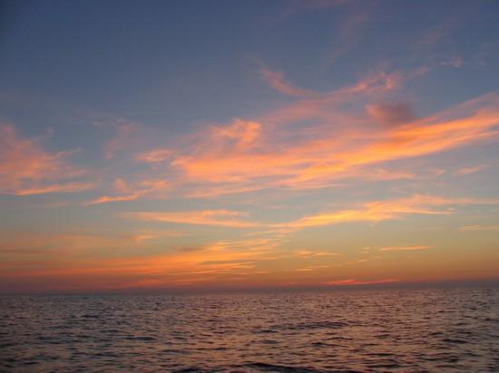 Zahodi na morju so tako lepi, da mi je kar žal, da v njih uživam sam
