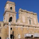 Zelo lepla cerkev v Brindisiju, ki pla jo trenutno renovirajo