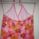 PRODANO-H&M oblekica, detajl zadaj-elastika
