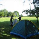rok pa damir šotor postavlata