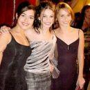Telminha,Samira, Mel